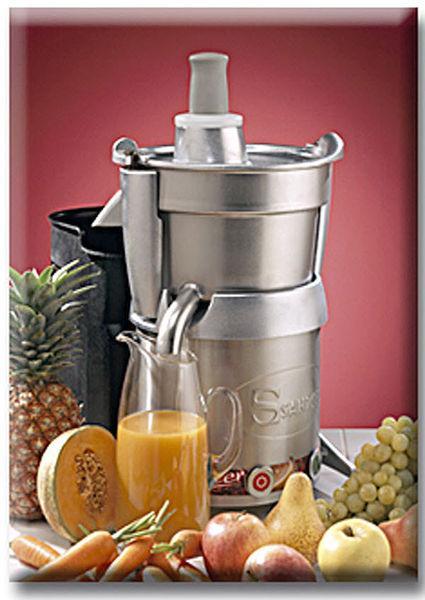 Licuadora para hacer zumos de frutas y verduras