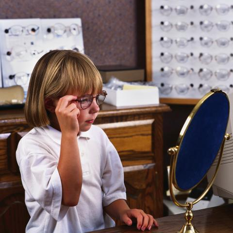 Ortoqueratología para los problemas de visión