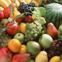 Las frutas y verduras son los alimentos más alcalinos