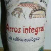 Use arroz integral biolgico en sus recetas de cocina