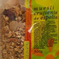 Propiedades del Muesli