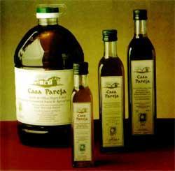 Aceite de oliva de Casa Pareja