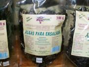 Las algas marinas son las verduras de los mares