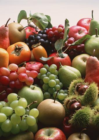 Variedad en la alimentación para tener buena salud