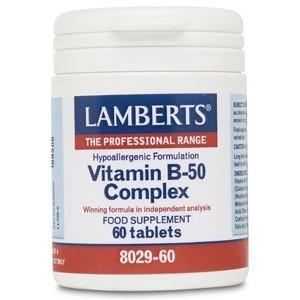 Suplemento de vitamina B