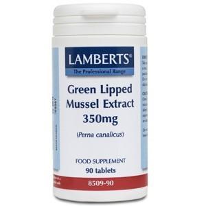 Extracto de mejillón de labio verde para la artritis