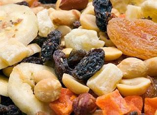 Fruta seca: forma sencilla de comer más fruta