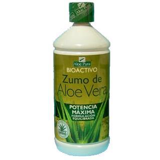 El Aloe Vera también es muy útil para los gases