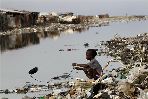 Contaminación ecológica