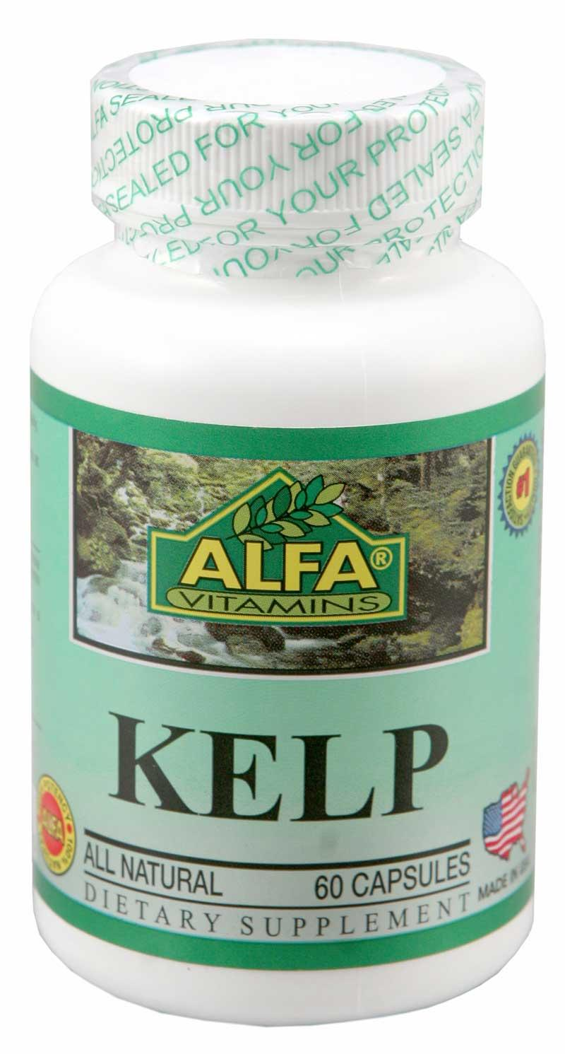 Propiedades de las algas Kelp
