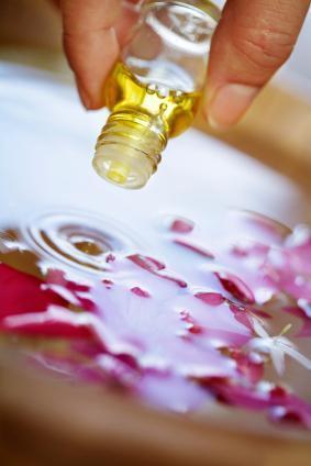 Esencias y aromaterapia