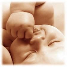 La absorción en los bebés