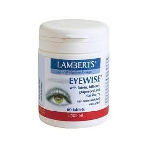 Suplementos para la salud de la vista