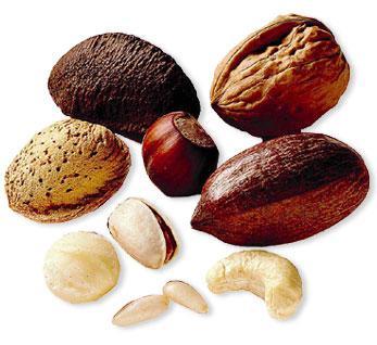 Los frutos secos crudos imprescindibles para la salud