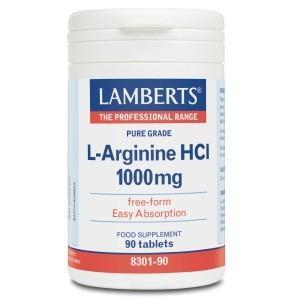 Propiedades de L-Arginina
