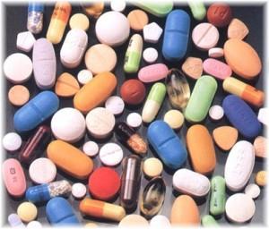 Medicamentos para todo tipo de enfermedad, pero no para la salud