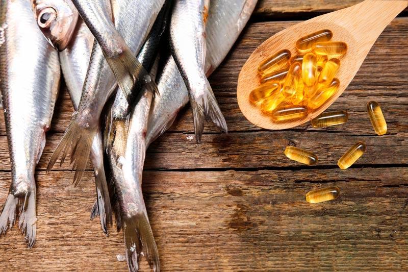 ¿Cuál es la relación entre los omega-3 el COVID-19?