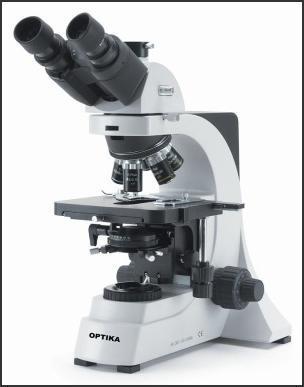 Microscopio de campo oscuro para estudio de sangre en vivo