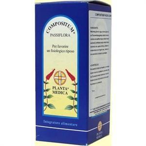 Propiedades de Passiflora compositum