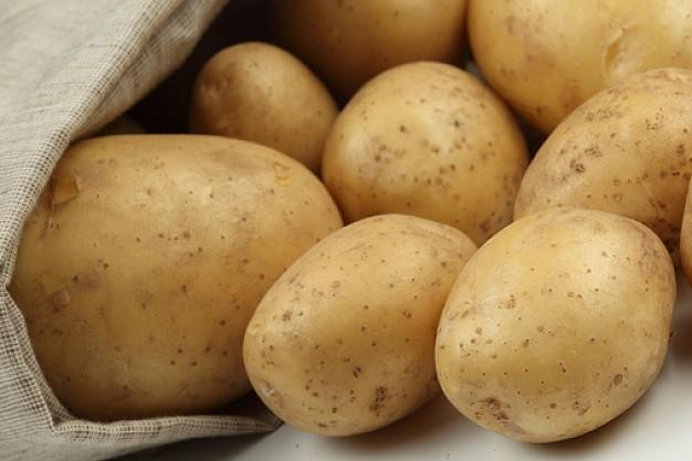 Patatas para alcalinizar el organismo