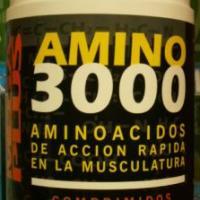 Composición de los aminoácidos