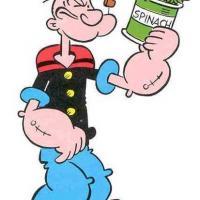 Popeye y las espinacas
