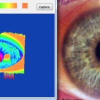 Iris digitalizado