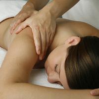 Medicina natural y masaje para los nervios