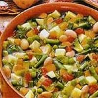 Beneficios de la sopa de verduras