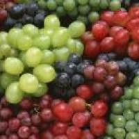 Uvas para el estrés oxidativo