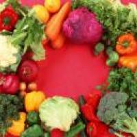 Las verduras para hacer licuados